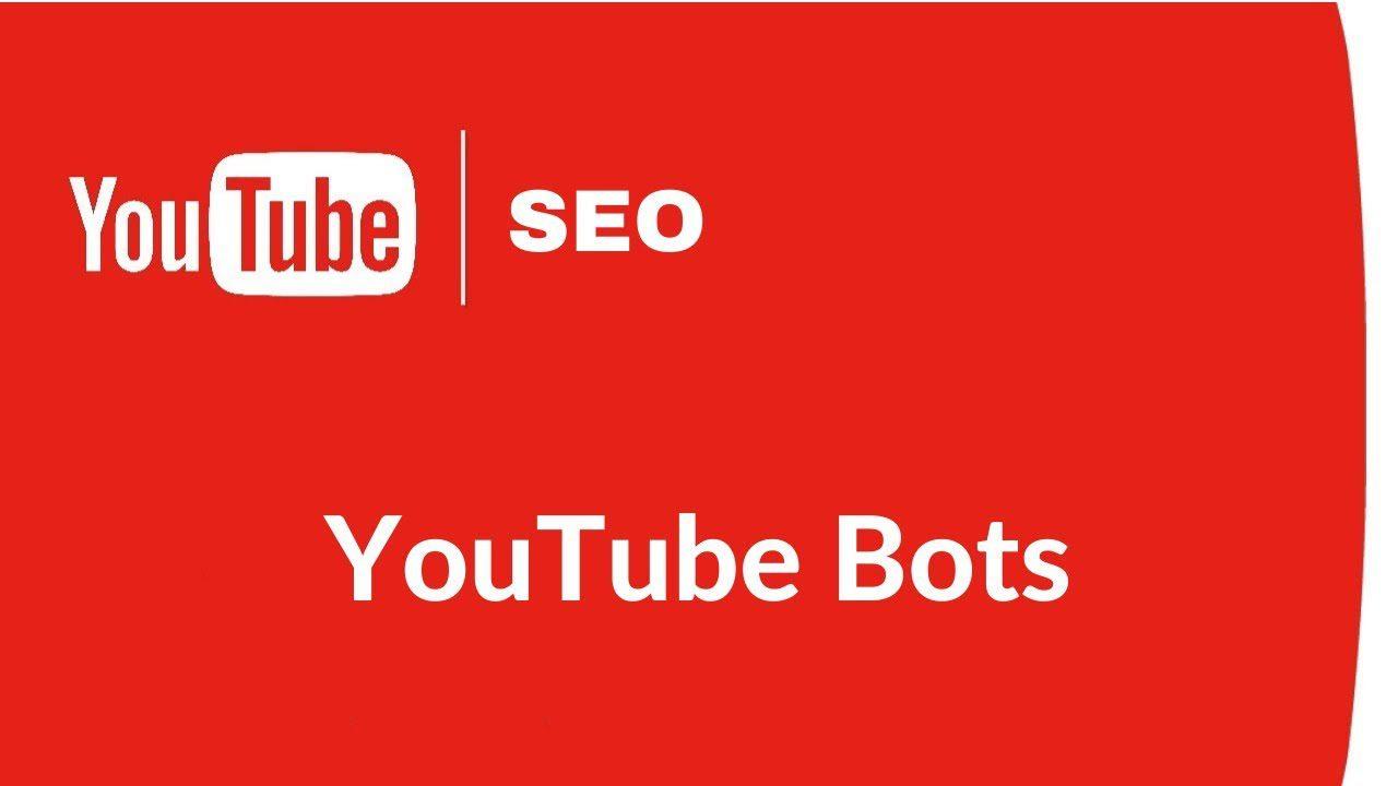 Usar bots en youtube